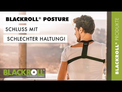 BLACKROLL POSTURE (DE)