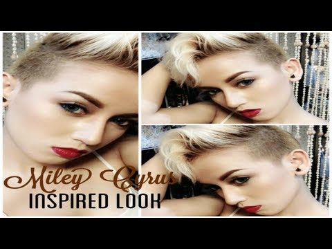 Baixar MILEY CYRUS TRANSFORMATION! WRECKING BALL and WE CAN'T STOP Official Music Video Hair and Makeup HD
