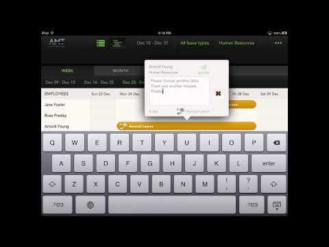 AMT Smart Approvals - Mobile App for SAP