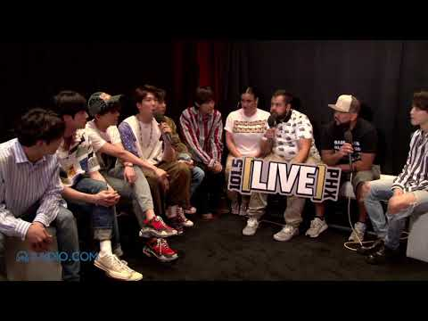 BTS Reveals What American Music Is Their Favorite