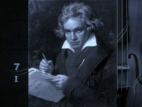 Beethoven - 7th Symphony (Complete) ✔