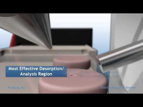 Prosolia DESI Mass Spectrometry