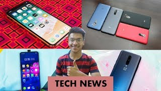 Tech News #15 - RealMe X, Iphone X, OnePlus 7 Pro, OPPO A9X, POCO F1 Discount