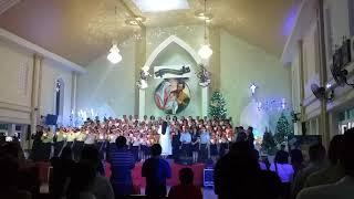 [GX Từ Đức] Ca nguyện Giáng Sinh 2018 - Hợp ca