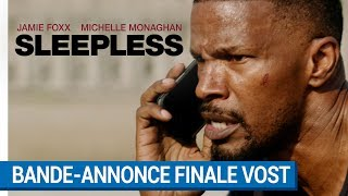 Sleepless :  bande-annonce finale VOST