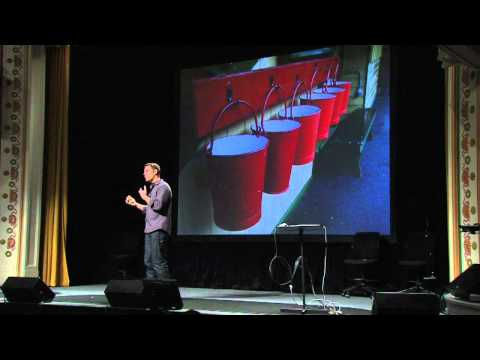 Sean Gourley: Tracking innovation | Poptech 2010