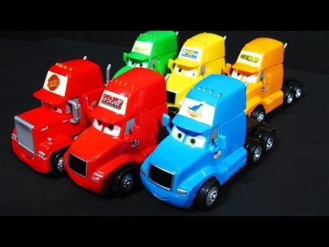 Lego Mack S Team Truck 8486 Assembly Cars 2 Mack Truck