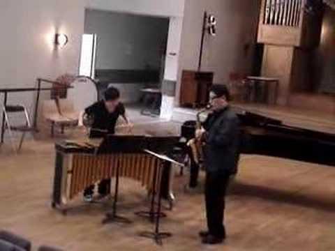 Alto Voltango  V  Volta al tango  by Luis Naon