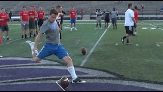 Wil Lutz | New Orleans Saints Kicker | NFL Free Agent Film