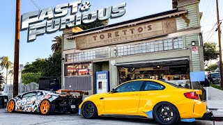 WE TOUR FAST & FURIOUS LOCATIONS IN LA!