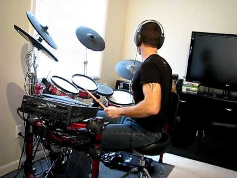 Stone Sour - Anna - Drum Cover