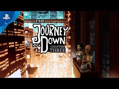 The Journey Down Trilogy Trailer