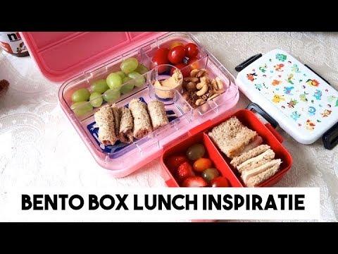 GEZONDE EN LEKKERE BENTO BOX LUNCH IDEEEN VOOR SCHOOL OF WERK | SUNSEEREE