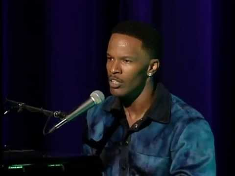 Jamie Foxx - I Might Need Security - Piano Session FULL