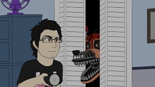 Markiplier Animated - Five Nights At Freddy's 4 Animation