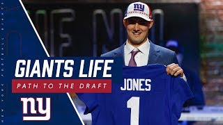 Giants Life: Path to the Draft | On the clock at the NFL Draft