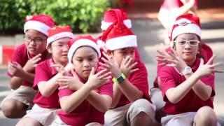 VAS Merry Christmas & Happy New Year 2017 Flashmob
