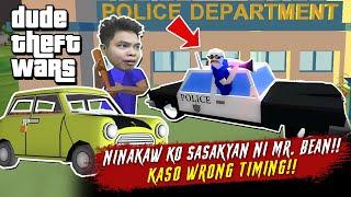 Ninakaw ko Sasakyan ni Mr  Bean - Dude Theft Wars