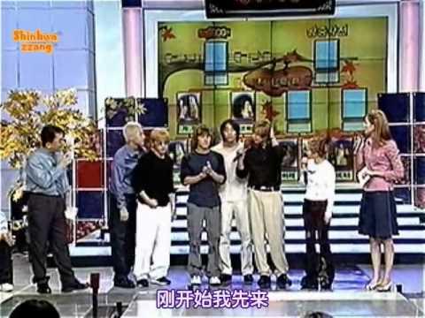 010923 Shinhwa 神話挑戰1000曲CUT[中字]