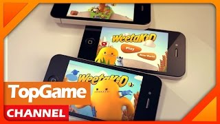 [Topgame] Top 5 game mobile hay nhất 2016 - The Game Awards