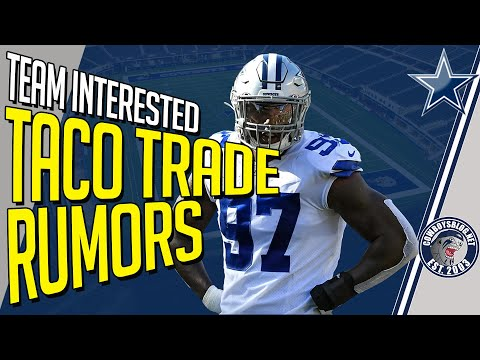 Taco Charlton Trade Rumors Ramping Up