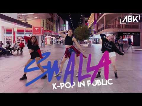 [KPOP IN PUBLIC] BLACKPINK LISA - SWALLA Dance Cover by ABK Crew from Australia