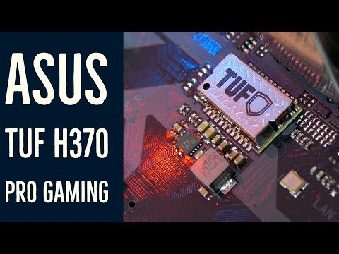 video Asus TUF H370 Pro Gaming Anakart