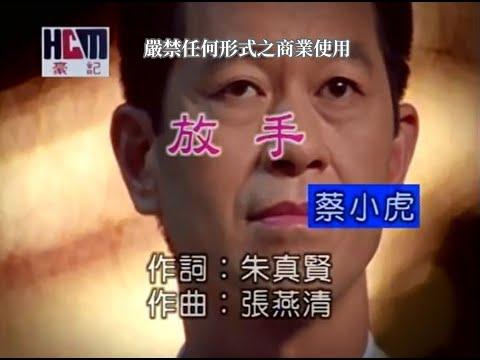 蔡小虎-放手(練唱版)