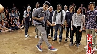 Swing Riot Invitational Battle Part 3 - Crossover & Finale - Montreal Swing Riot 2015