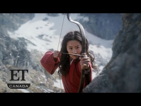 Reaction To Live-Action 'Mulan' Trailer