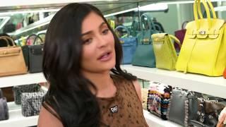 Kylie Jenner: My Purse Closet Tour