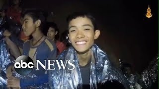 Inside the hospital treating Thai cave rescue survivors