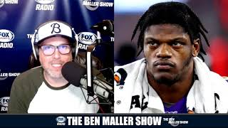 Ben Maller - Baltimore Ravens Need to Take it Slow Before Giving Lamar Jackson a Massive Contract
