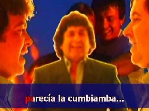 Los Palmeras - Cumbia Sobre el Mar (Karaoke)
