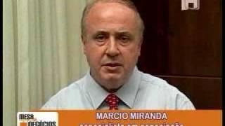 Entrevista com Márcio Miranda