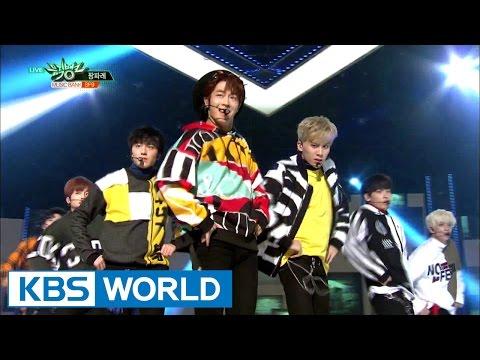 SF9 - Fanfare (팡파레) [Music Bank / 2016.10.28]