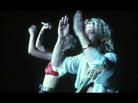 Eurythmics - Would I Lie To You (Live 1987)