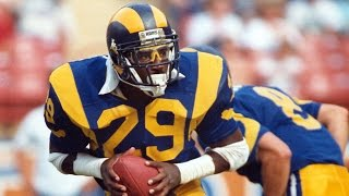 #52: Eric Dickerson | The Top 100: NFL's Greatest Players (2010) | NFL Films