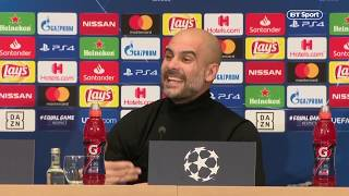'Can you only win with Messi and Xavi?' - Guardiola answers critics.