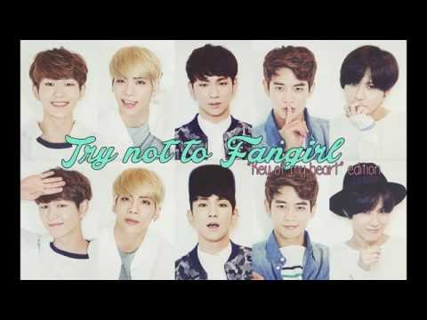 Try not to Fangirl - SHINee