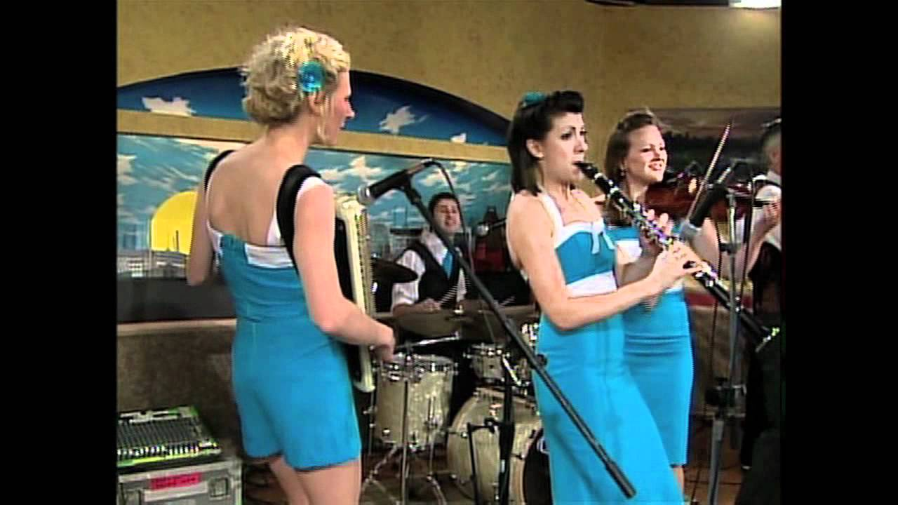 The Swing Commanders At Kens5 Great Day Sa 2011 Youtube