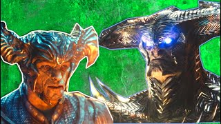 STEPPENWOLF VS STEPPENWOLF - And How The Snyder Cut Made Him Better.