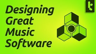 Music Software & Interface Design: Propellerhead's Reason