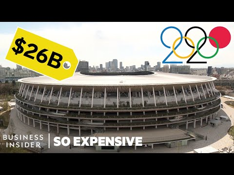 How The Tokyo Olympics Became The Most Expensive Summer Games  Ever   So Expensive