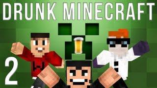 Drunk Minecraft #34 | THE BEST HOUSE