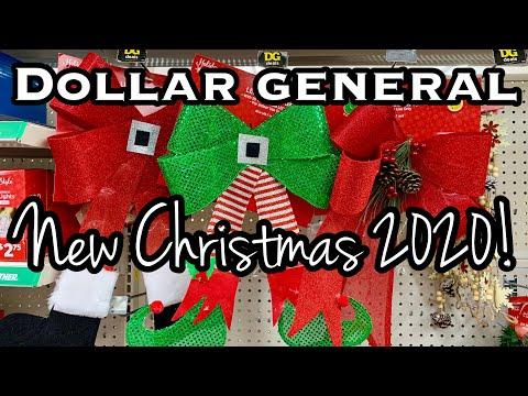 DOLLAR GENERAL CHRISTMAS 2020 • Browse with Me