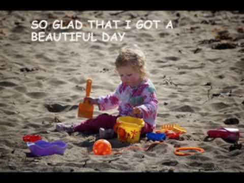 a beautiful day children song youtube. Black Bedroom Furniture Sets. Home Design Ideas