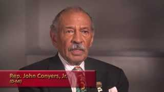 Rep. Conyers discusses Marian Anderson and the Civil Rights Movement