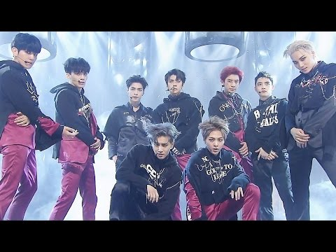 《Comeback Special》 EXO(엑소) - Monster @인기가요 Inkigayo 20160612
