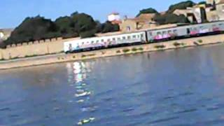 Catamarán en portugal
